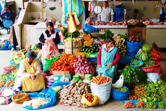 Urubamba-Market