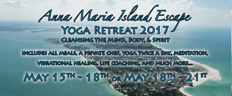 Yoga Retreat on Anna Maria Island with Erin Geraghty