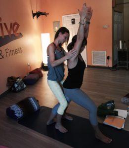 Yoga, Thrive, Vinyasa