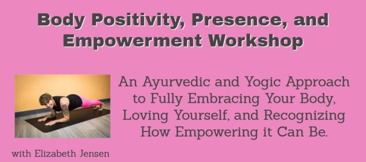 Thrive, Yoga, Workshop