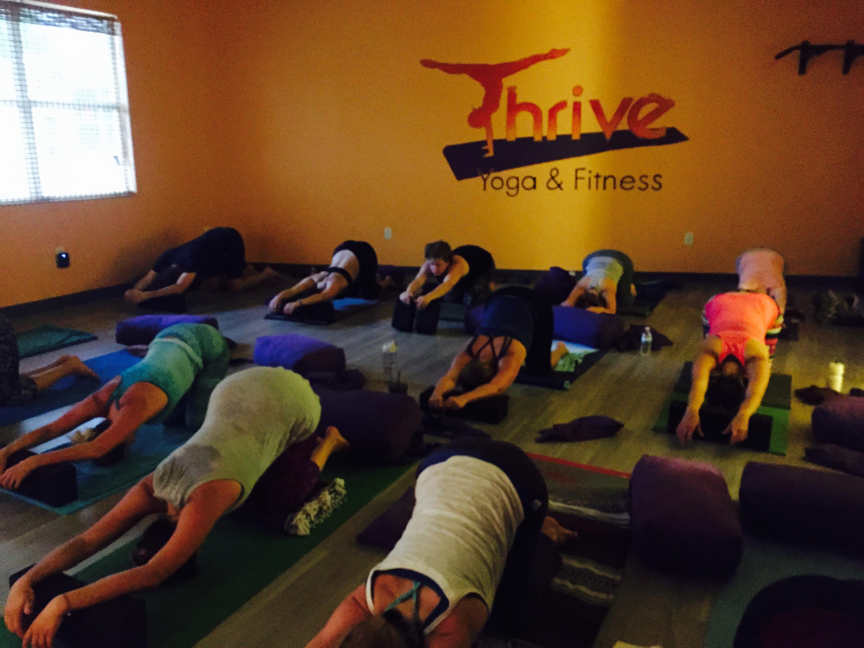 Yin Yoga, Thrive